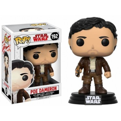 Funko Pop! Star Wars The Last Jedi - Poe Dameron