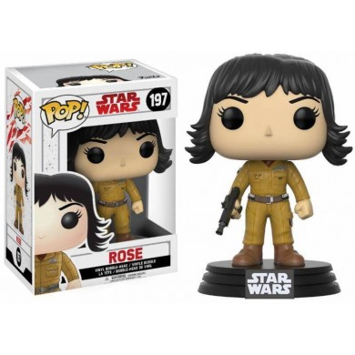 Funko Pop! Star Wars The Last Jedi - Rose