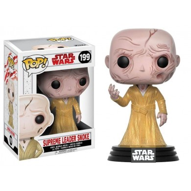 Funko Pop! Star Wars The Last Jedi - Supreme Leader Snoke