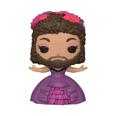 Funko Pop! The Greatest Showman - Bearded Lady