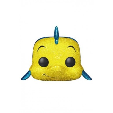 Flounder Glitter Limited Edition - Funko Pop! - The Little Mermaid