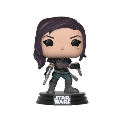 Funko Pop! The Mandalorian - Cara Dune