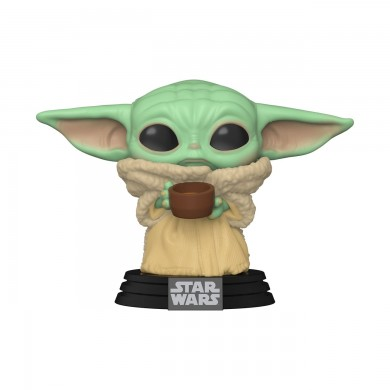 The Child with Cup - Funko Pop! The Mandalorian