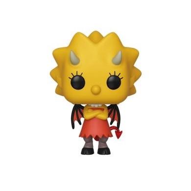 Funko Pop! Simpsons - Demon Lisa