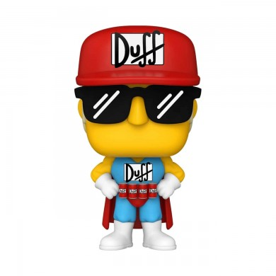 Duffman - Funko Pop! Animantion - The Simpsons