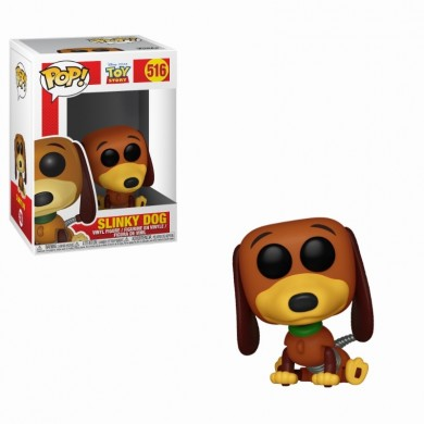 Funko Pop! Disney: Toy Story - Slinky Dog