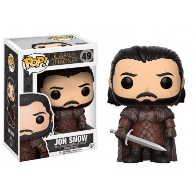 Funko Pop! TV: Game of Thrones - Jon Snow