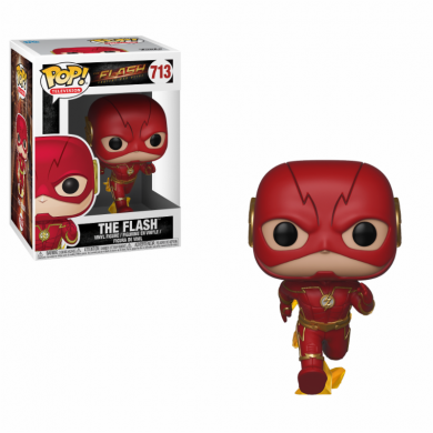 Funko Pop! DC: The Flash TV Series - The Flash
