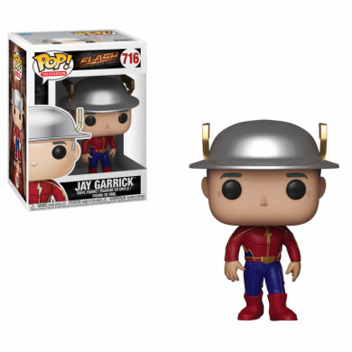 Funko Pop! DC: The Flash TV Series - Jay Garrick