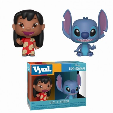 Funko VYNL: Disney - Lilo & Stitch 2-Pack