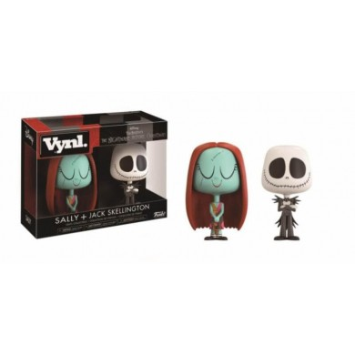 Funko VYNL: The Nightmare Before Christmas - Sally & Jack 2-Pack