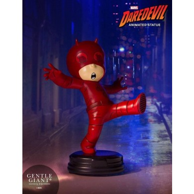 Marvel Daredevil: Animated Daredevil Statue