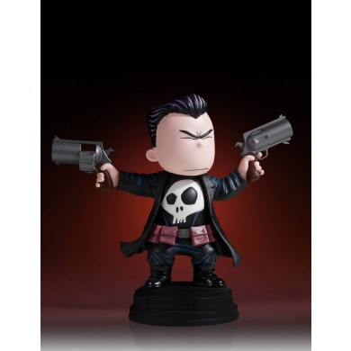 Marvel Punisher: Animated Punisher Statue