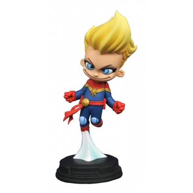 Marvel Captain Marvel: Animated Captain Marvel Statue