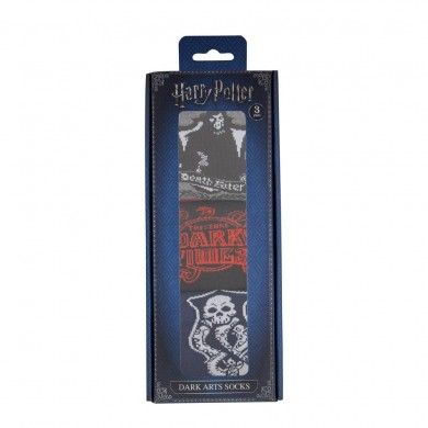 Harry Potter - Dark Arts Sokken Set