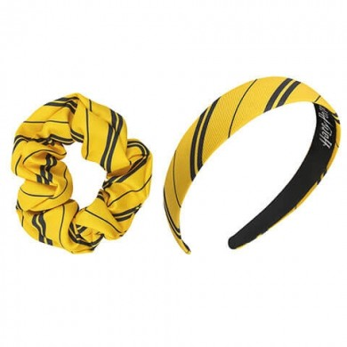 Harry Potter - Hufflepuff Hair Accessories Set of 2