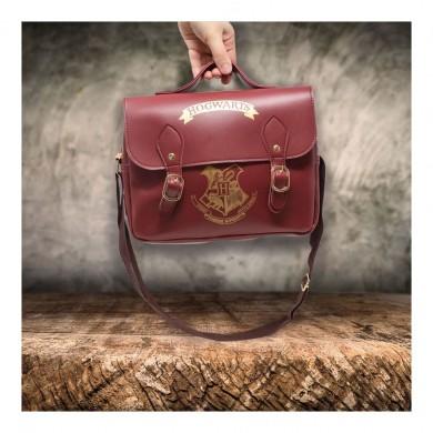 Harry Potter: Hogwarts Lunch Bag (Satchel Style)