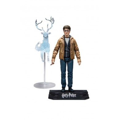 Harry Potter and the Deathly Hallows Part 2: Harry Potter Action Figure