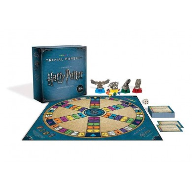 Trivial Pursuit Ultimate Edition: Harry Potter (English)
