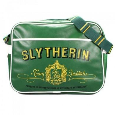 Harry Potter: Slytherin Crest Messenger Bag