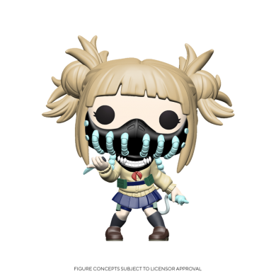 Himiko Toga with Face Cover - Funko Pop! - My Hero Academia