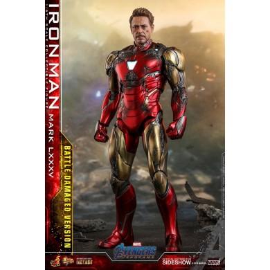 Hot Toys: Avengers Endgame - Iron Man Mark LXXXV Battle Damage 1:6 scale Figure