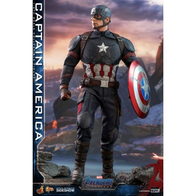 Hot Toys: Avengers Endgame - Captain America 1:6 scale Figure