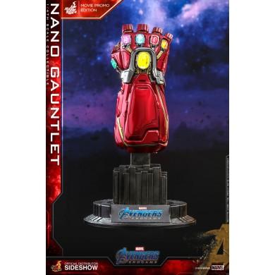 Hot Toys: Avengers Endgame - Movie Promo Edition Nano Gauntlet 1:4 scale Figure