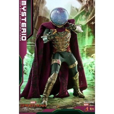 Hot Toys: Spider-Man: Far From Home - Mysterio 1:6 scale Figure