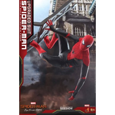 Hot Toys: Spider-Man: Far From Home - Spider-Man (Upgraded Suit) 1:6 scale Figure
