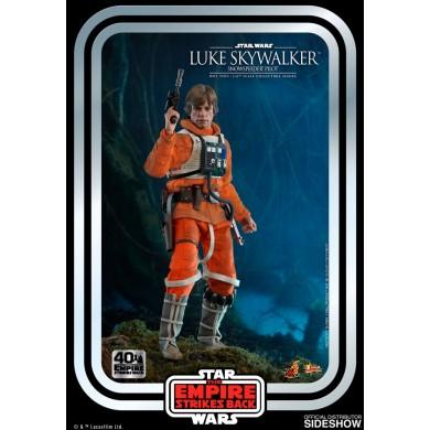 Luke Skywalker Snowspeeder Pilot 1:6 scale Figure - Star Wars: The Empire Strikes Back - Hot Toys
