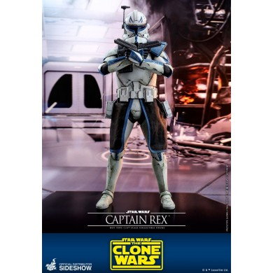 Captain Rex 1:6 scale Figure - Star Wars: The Clone Wars - Hot Toys