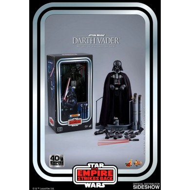 Darth Vader 1:6 scale Figure - Star Wars: The Empire Strikes Back - Hot Toys