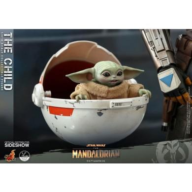The Child 1:4 Scale Figure - The Mandalorian - Hot Toys