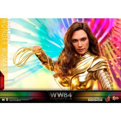 Deluxe Golden Armor Wonder Woman 1:6 scale Figure - Wonder Woman 1984 - Hot Toys