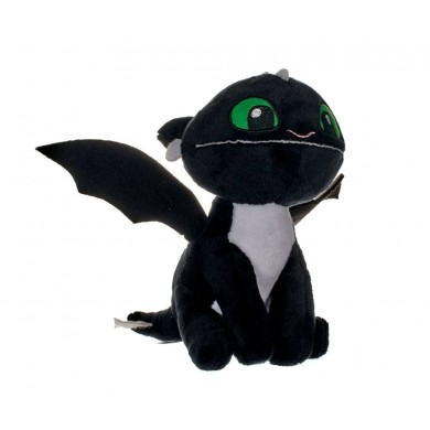 How to Train Your Dragon 3: Night Lights - Allison Plush 18 cm