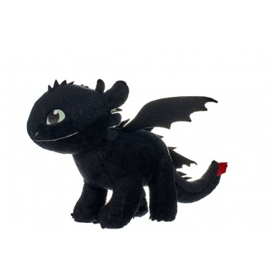 How to Train Your Dragon 3: Toothless Plush Glow in the Dark