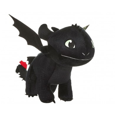 How to Train Your Dragon 3: Toothless Plush Glow in the Dark (60cm)