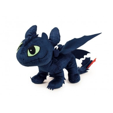 How to Train Your Dragon: Toothless Plush