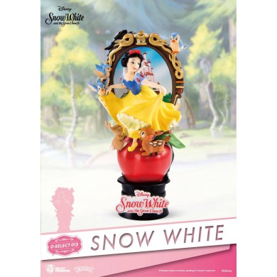 Disney Select: Snow White and the Seven Dwarfs Diorama