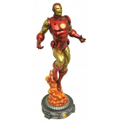 Marvel Gallery: Classic Iron Man PVC Figure