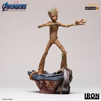 Avengers: Endgame - Groot 1/10 scale statue
