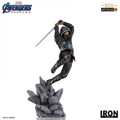 Avengers: Endgame - Ronin 1/10 scale statue