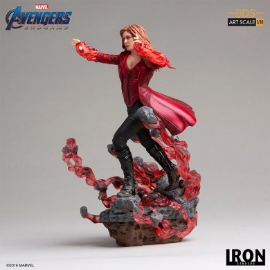 Avengers: Endgame - Scarlet Witch 1/10 scale statue