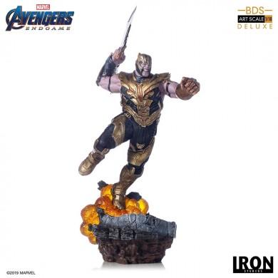 Avengers: Endgame - Thanos 1/10 scale deluxe statue