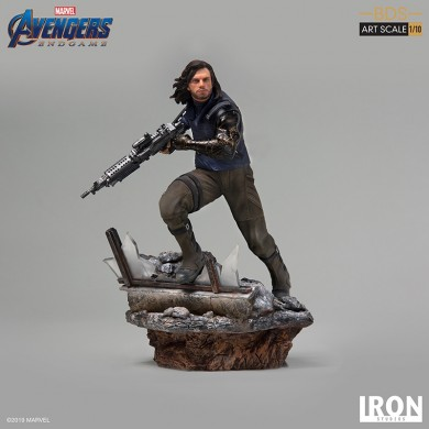 Avengers: Endgame - Winter Soldier 1/10 scale statue