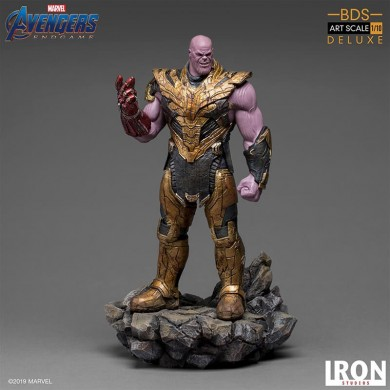 Avengers: Endgame - Thanos Black Order 1/10 scale statue