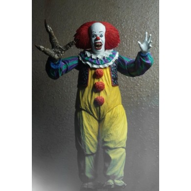 Stephen King's: It 1990- Ultimate Pennywise Version 2 Action Figure