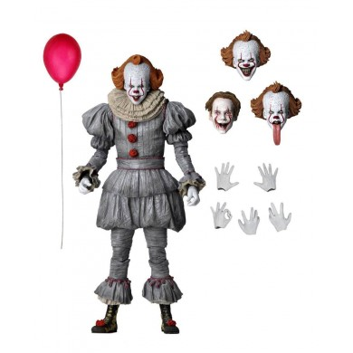 Stephen King's: It Chapter 2 - Ultimate Pennywise Action Figure