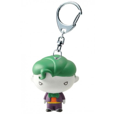 DC Comics: Justice League - The Joker Chibi Mini Sleutelhanger